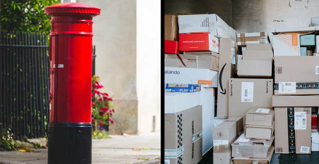 Couriers vs Standard Mail