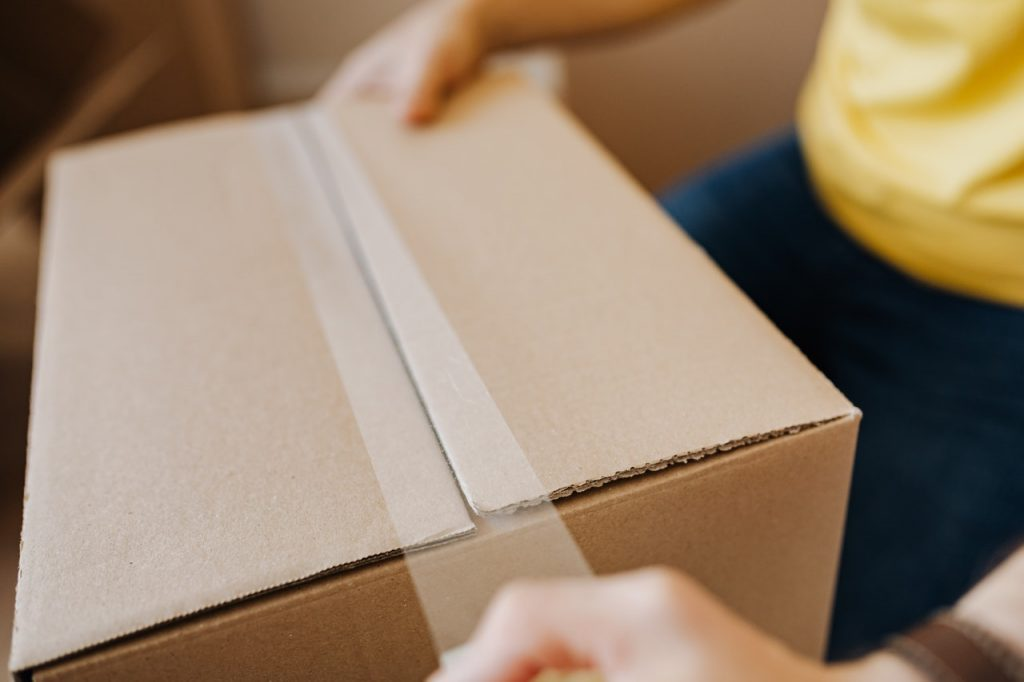 parcel delivery uk nationwide couriers